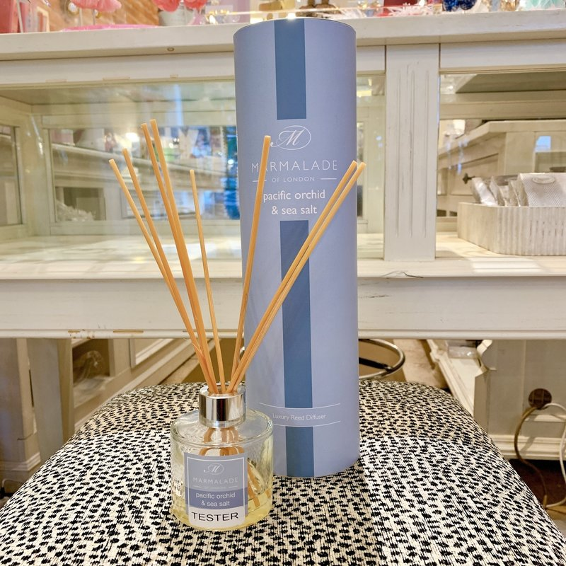 83-11890 Pacific Orchid and Sea Salt Reed Diffuser