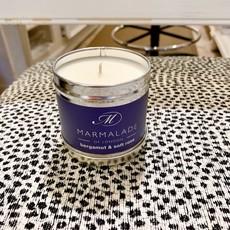 83-11630 Bergamot & Soft Rose Medium Tin Candle