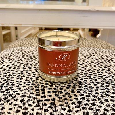 83-11371 Grapefruit & Pimento Medium Candle