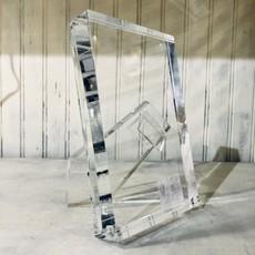 HA158CL46 Acrylic Photo Frame Clear 4x6