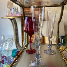 CH-4356 - Tuileries Champagne Flute w/ Cute Deisgn