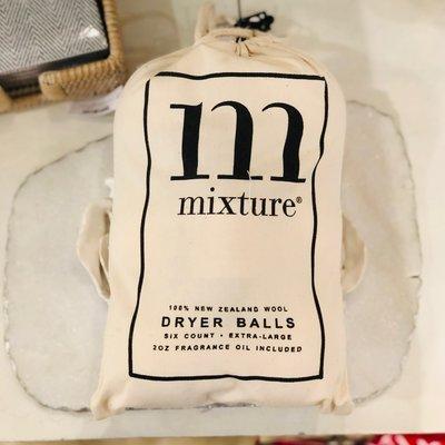 41050 No 50 Egyptain Cotton 2oz Oil & 6 Wool Dryer Balls