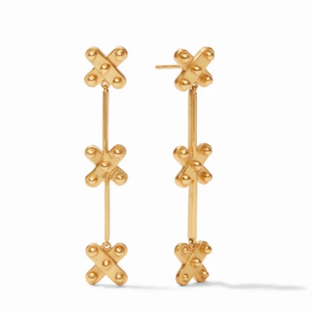 SoHo Duster Earring- gold