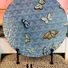 Goyard Butterfly Cutting board
