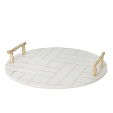 Marble/aluminum 16 tray 14821