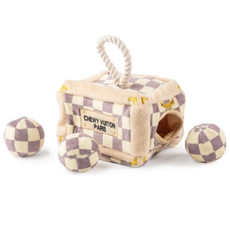 hdd-090 Checker chewy vuiton trunk
