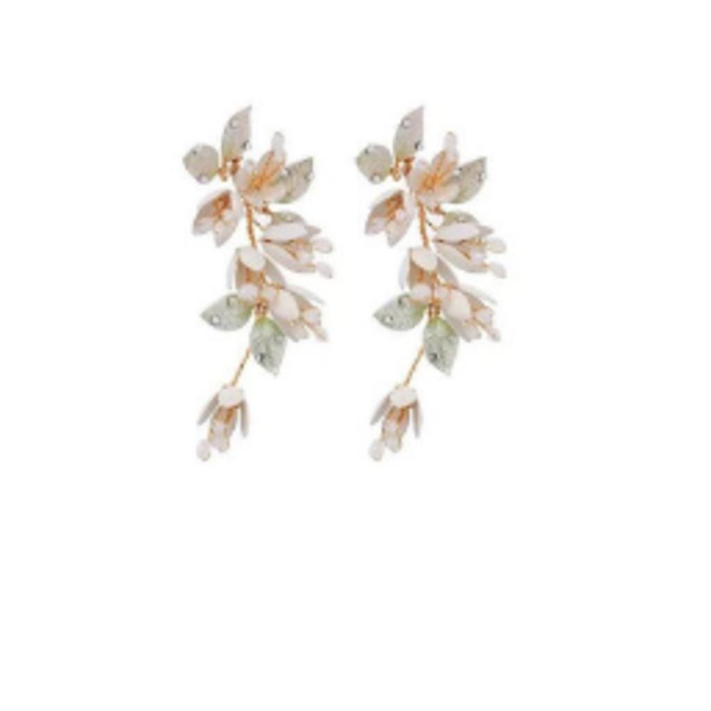 BRI004 Demilune Enchanted earring