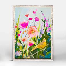 Pink Flower Paradise - mini