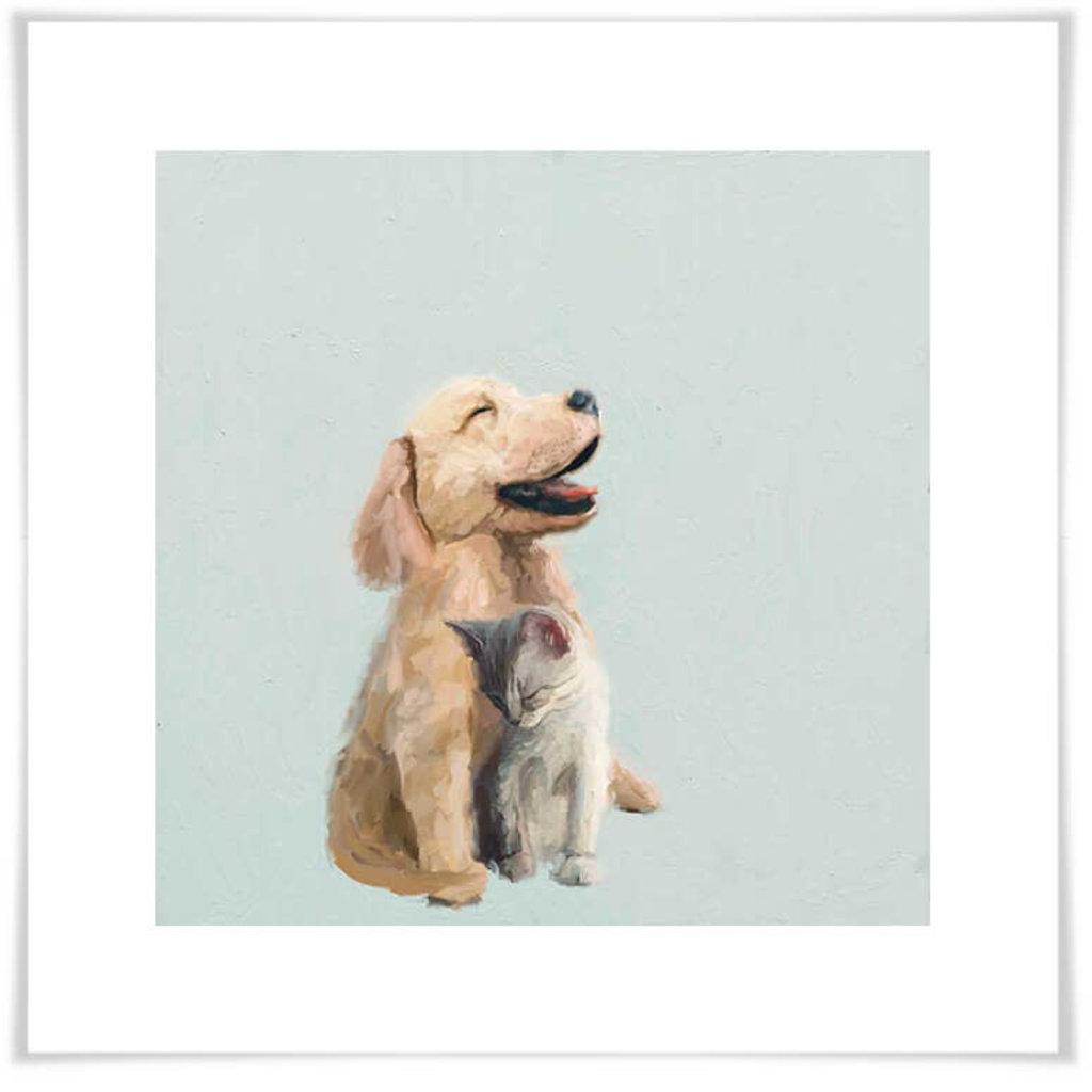 Best Friend - Pup & Kit 10 x 10