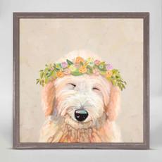 Best Friend - Spring Golden Doodle mini