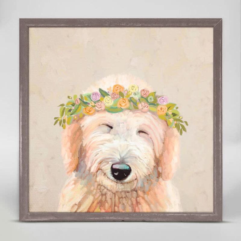 Best Friend - Spring Golden Doodle mini