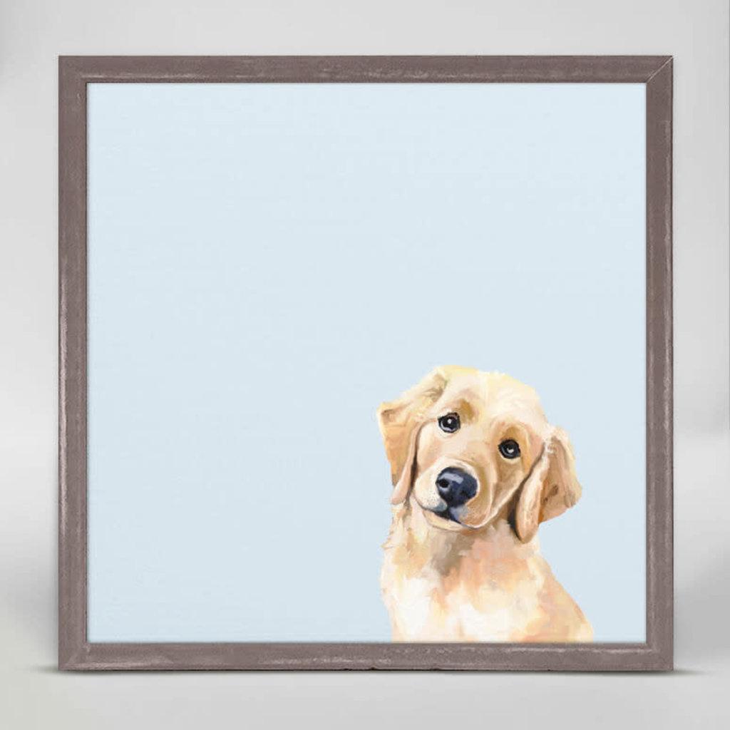 Best Friend - golden puppy mini