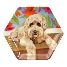 Dog Tales - Doodle Decor Dish