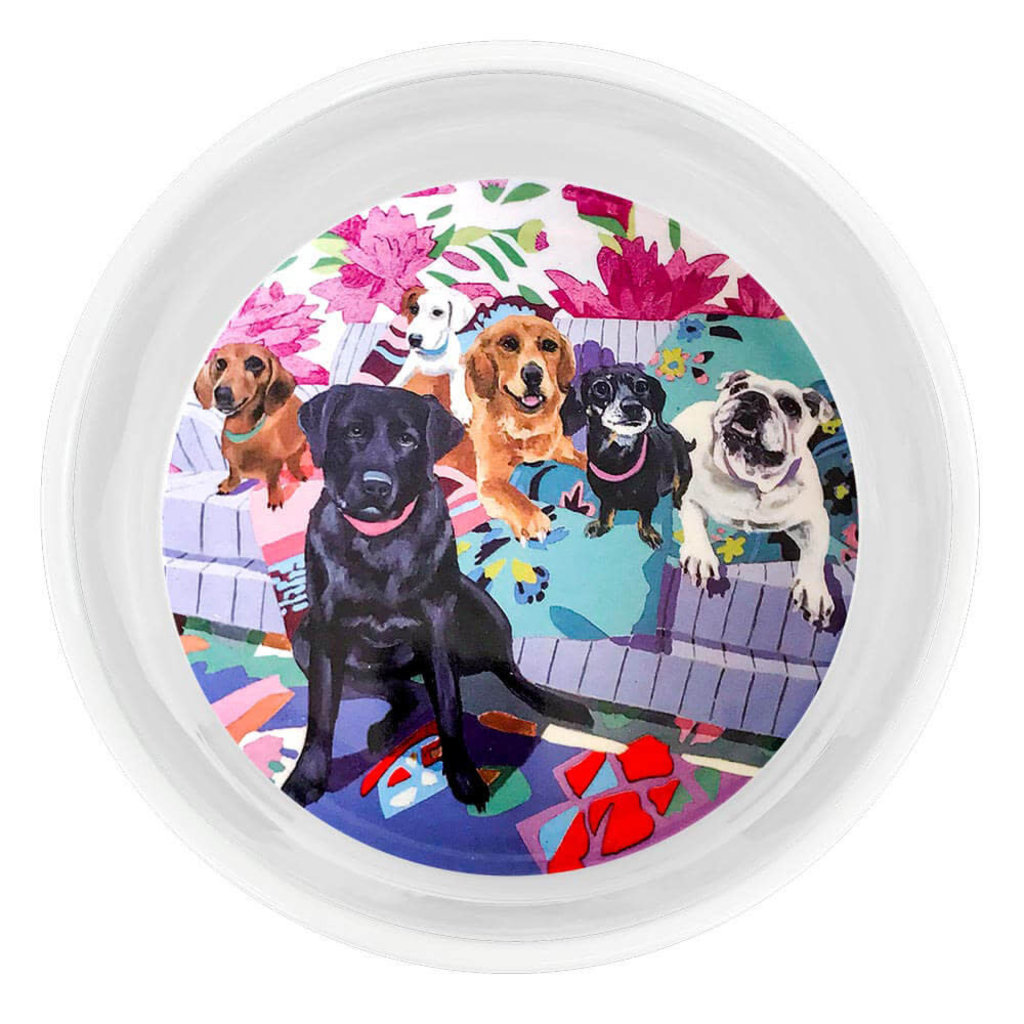 Dog tales - pet bowl