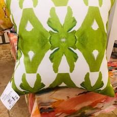 Palm Green Outdoor Pillow 20x20