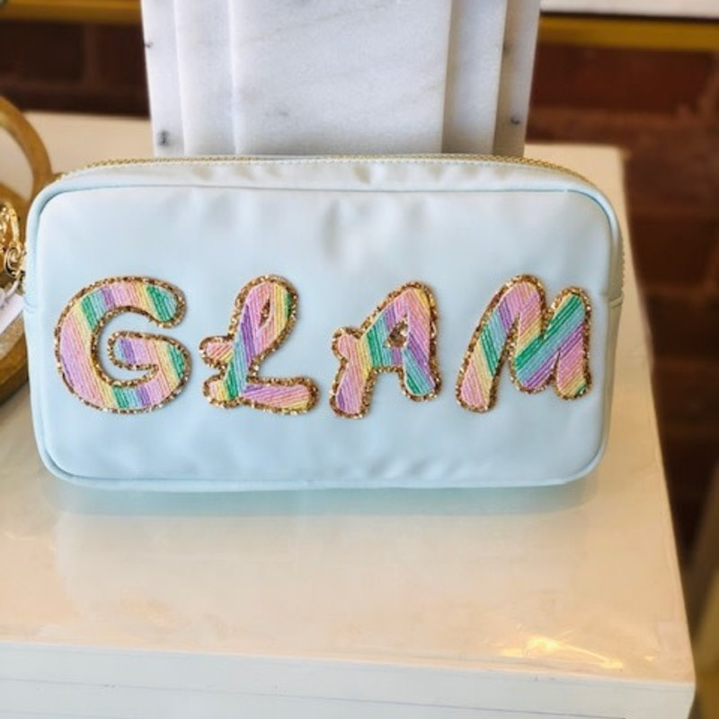 """SCL-PSS-012 Sky small pouch """"glam"""""""