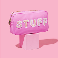"SCL-PSS-011 ""STUFF"" bubble gum small pouch"