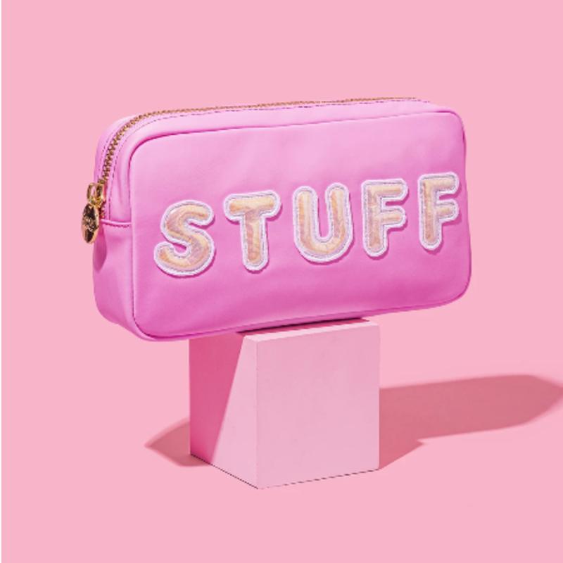 "SCL-PSS-011 ""STUFF"" bubble gum small pouch"