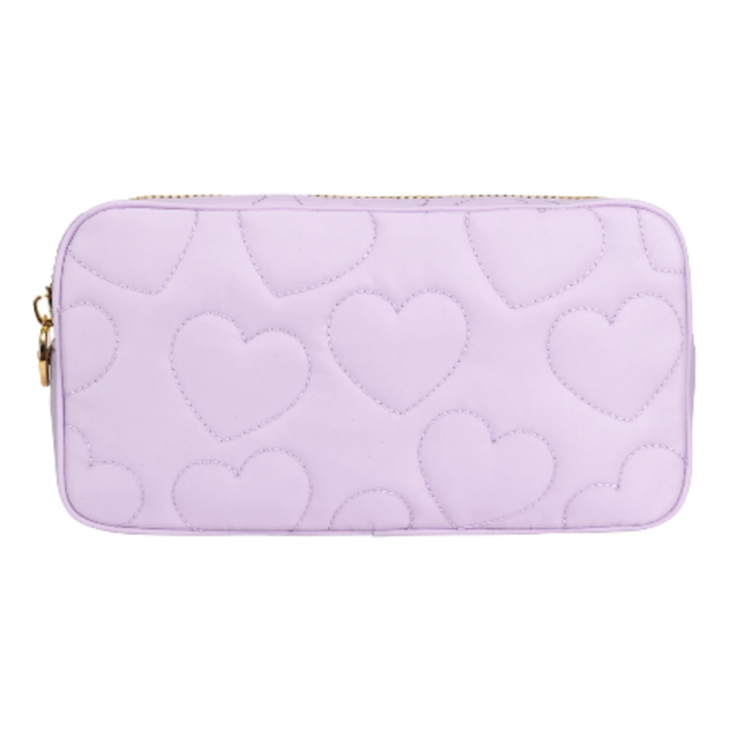 SCL-PNSP XOXO puffy small pouch