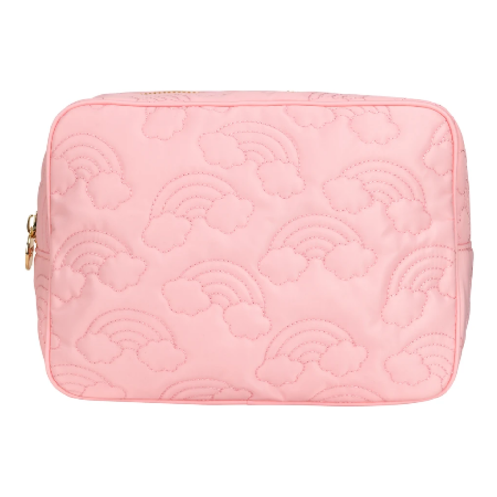 SCL-PNLP Over the rainbow puffy large pouch