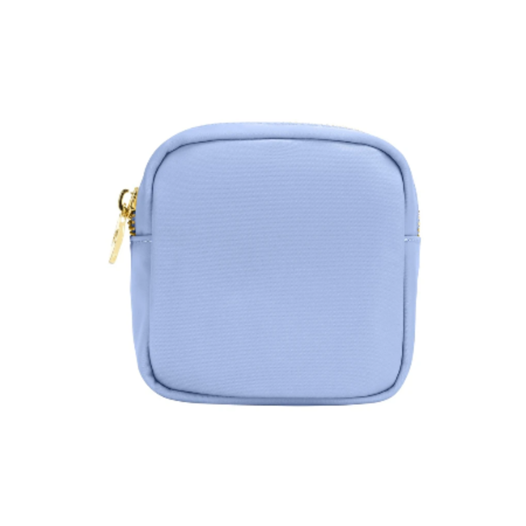 SCL-NMP periwinkle classic mini pouch