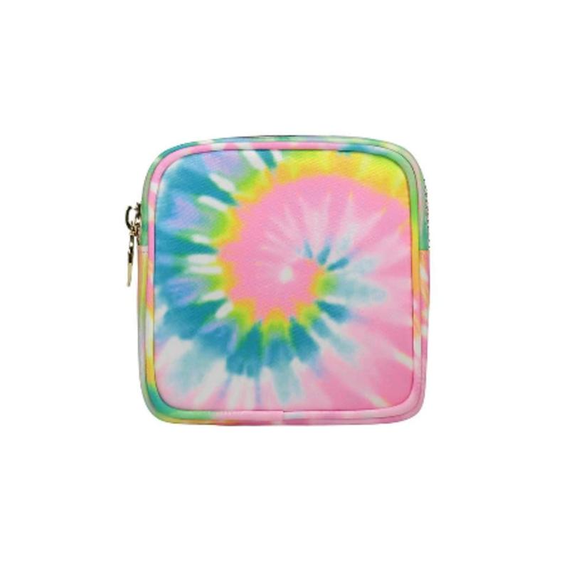 SCL-TDMP pastel tie dye mini pouch