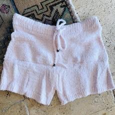 Drawstring Shorts - Pink XL