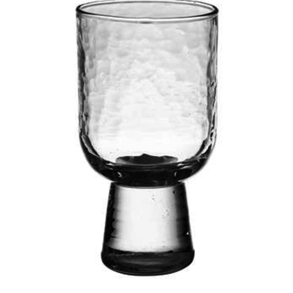Catalina Glass Goblet Clear