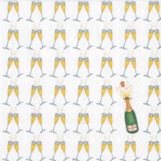 Bubbly - Cocktail Napkin