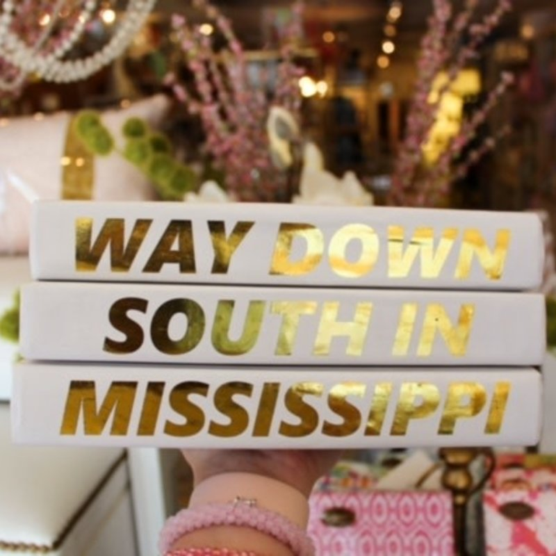 Way Down South in Mississippi SET