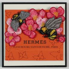 Hermes Bee Study 15, 2021