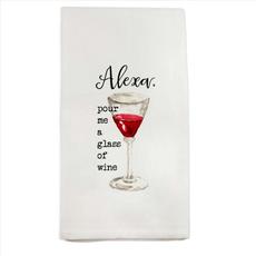 Alexa Wine Glass