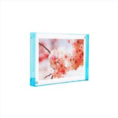 "Aqua Edge Magnet Frame 4""x6"""