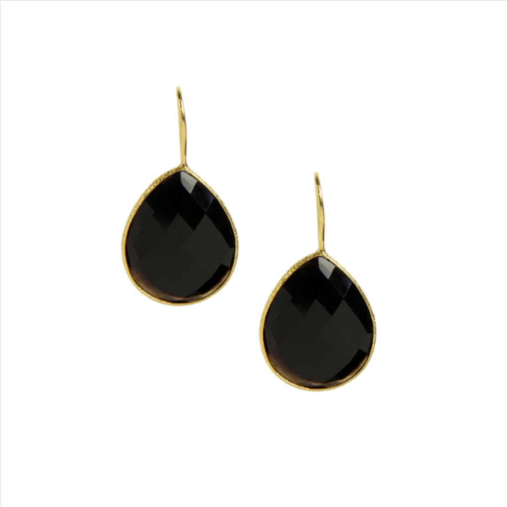 Gemstone Dangle Earring