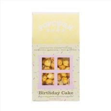 Birthday Cake Gourmet Popcorn Shed 80g