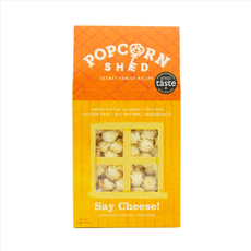 Say Cheese! Gourmet Popcorn 60g Shed