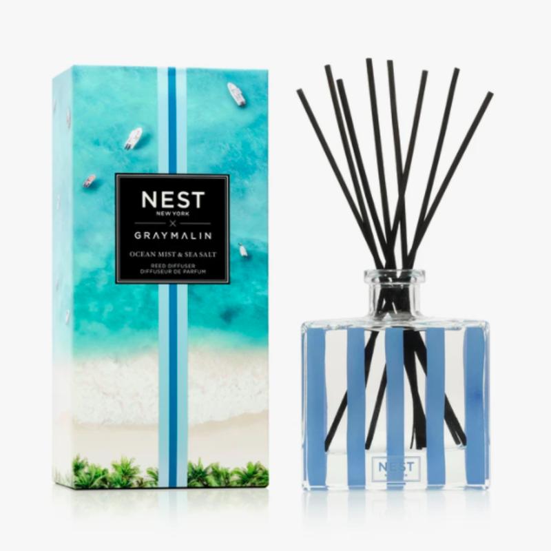 Nest x Gray Ocean Mist & Sea diffuser