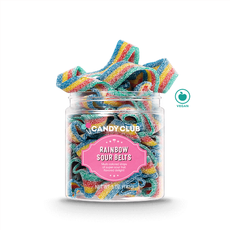 Rainbow Sour Belts - small