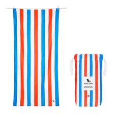 Beach Towel - Summer - Poolside Parties - Extra Large
