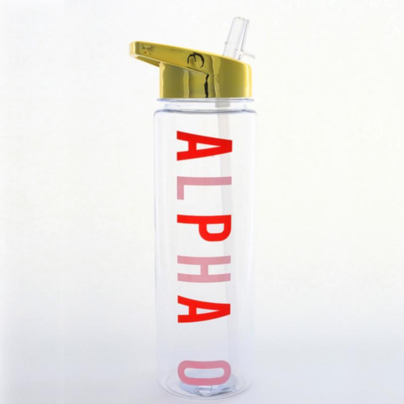 AOPi 24oz waterbottle