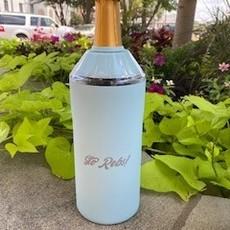 Cool Blue Go Rebs! Wine Chiller