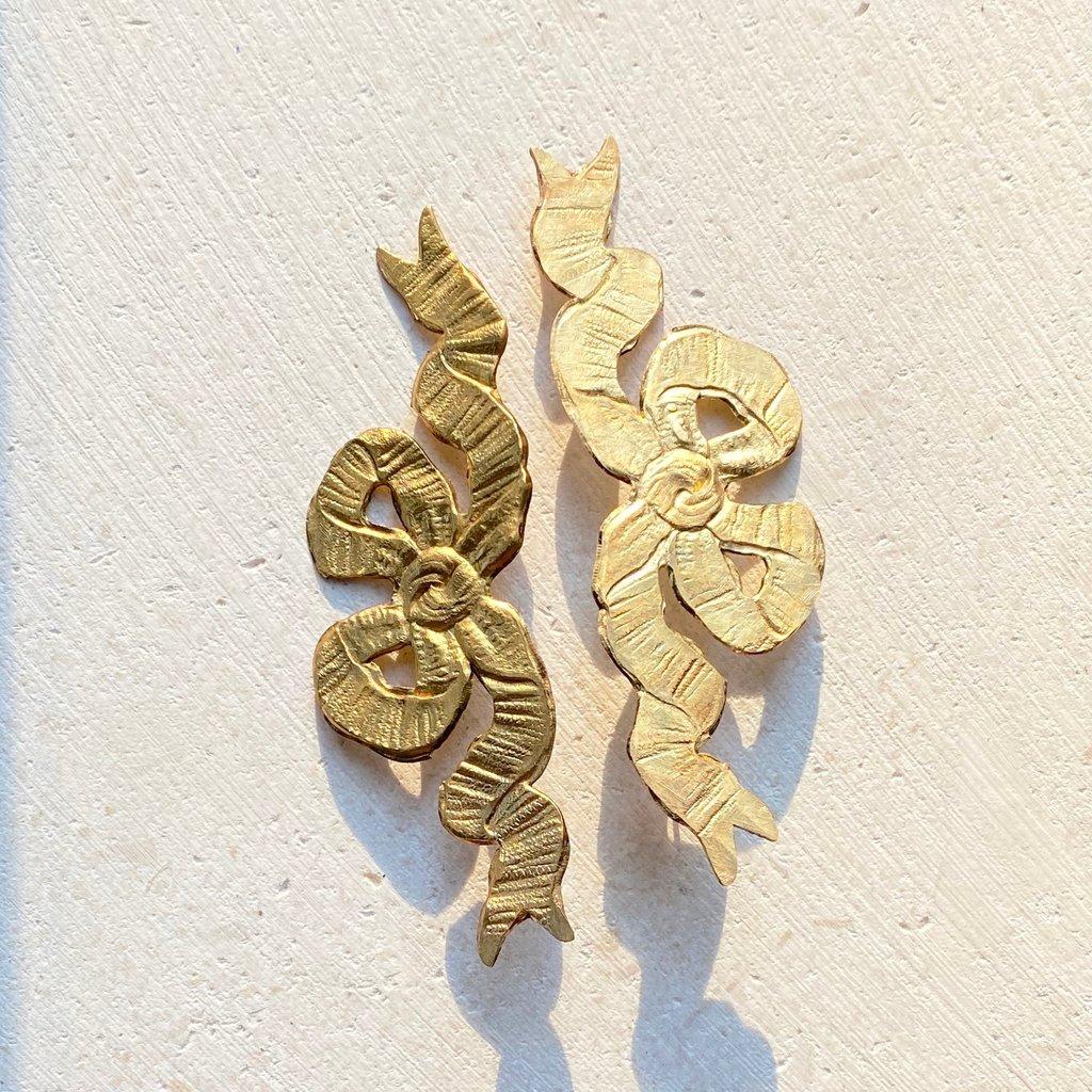 Gold Lisanne Earrings