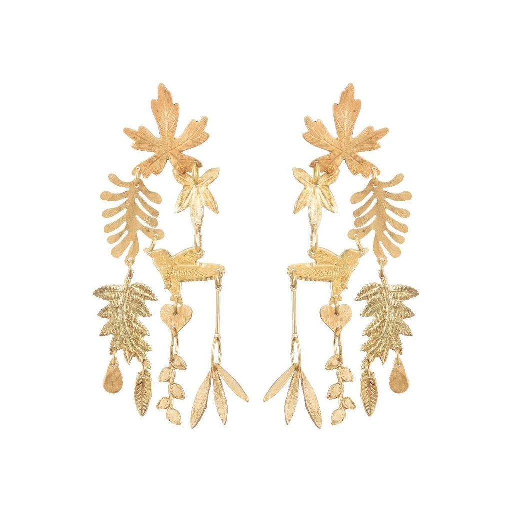 Sweet Tobago Earrings