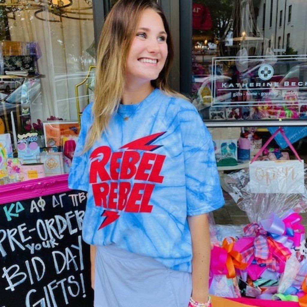 Rebel Rebel T-shirt Small