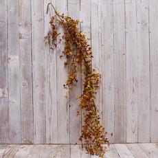 Fall Boxwood 4ft garland