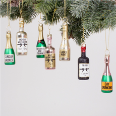 Days of the Week Ornament Set