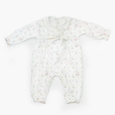 Blossom Playsuit with Binkie 9-12m
