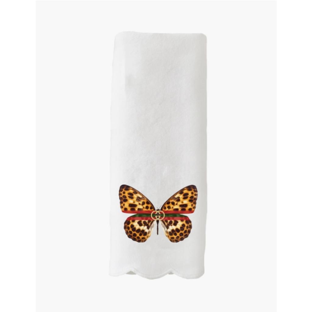 Scallop Towel- GGBUTTERFLY