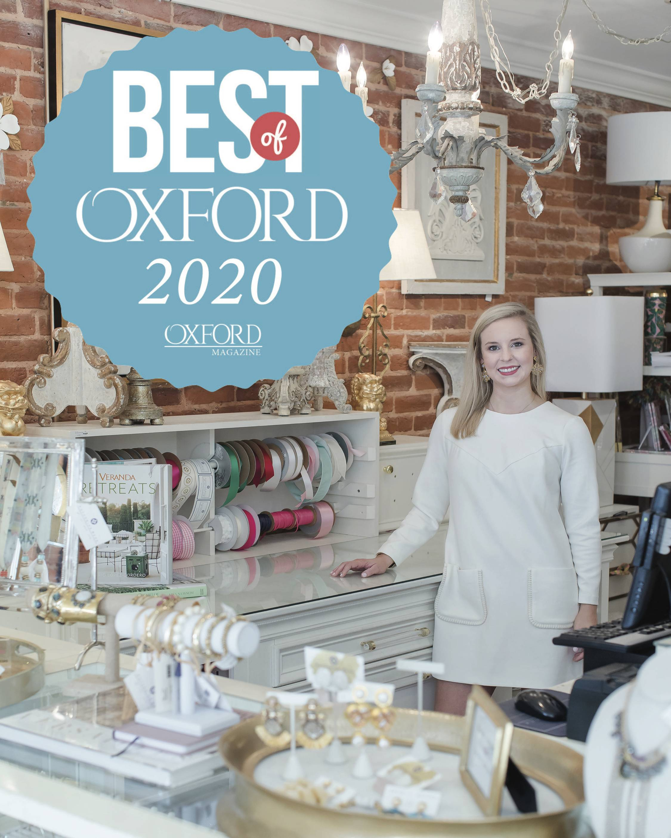 Voted Oxford's Best Gift Store!