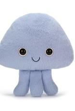 Kutie Pops Jellyfish Decorative Pillow